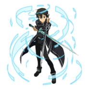 MD Concealment of Dual Blades - Kirito
