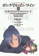 Gun Gale Online Vol 03 - Inner Cover