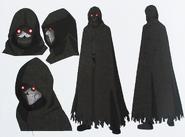 Sterben character design - Design Works II