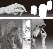 PB Manga Death Gun prepares to finish Sinon Stage 012