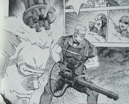 Behemoth Phantom Bullet manga adaptation Stage 02.