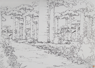 Floor 20-Sunshine Forest-Design Works art book 008