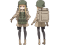 Fukaziroh's GGO Avatar Full Body