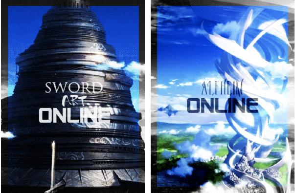 gun gale online tribute game
