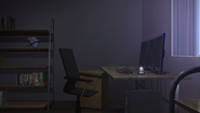 Kirigaya Residence - Kazuto's desk