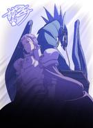 Eldrie Illustration by Suzuki Gou for Alicization Episode 32