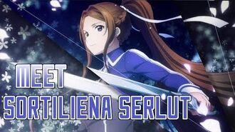 Meet Sortiliena Serlut! - An Introduction Sword Art Online Wikia