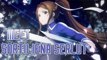 Meet Sortiliena Serlut! - An Introduction Sword Art Online Wikia