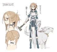 Ceba Character Design