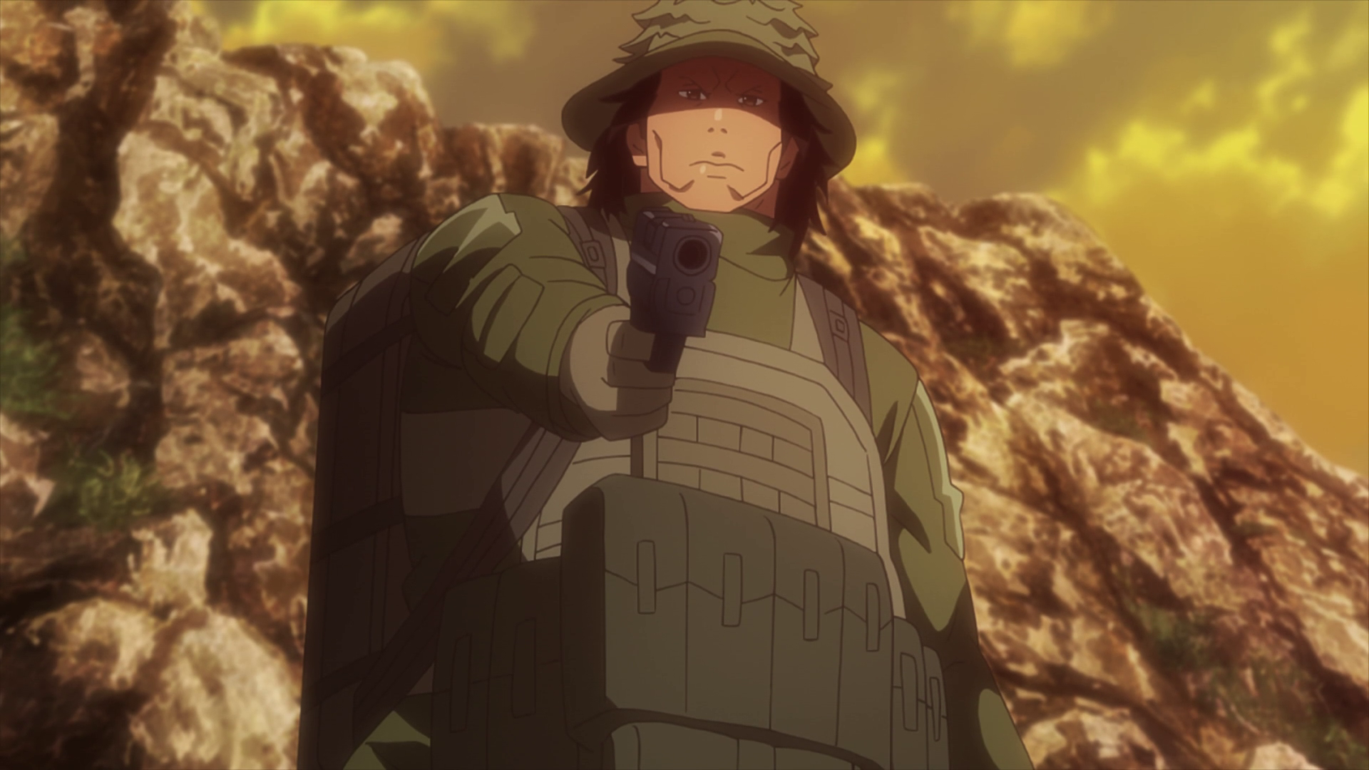 Sword Art Online Alternative Gun Gale Online Episode 04 Sword