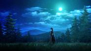 Kirito comforting Premiere