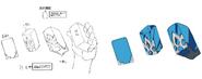 Design Works concept for Teleport Crystal