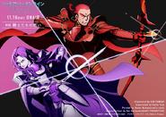 War of Underworld Episode 6 Promotional Illustration