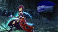 Yuuki Millennium Twilight combat