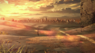ISL Ragnarok - Lost City in the distance