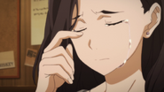 Sachie crying S2E14