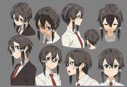 Shino Face Designs