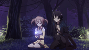 Silica holding on to Pina's Heart