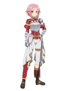 Lisbeth Millennium Twilight character design