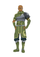 Agil Millennium Twilight character design