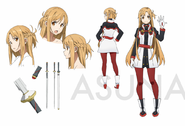 Asuna OS Design from OS Guide Book
