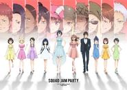 Squad Jam Party Event Visual