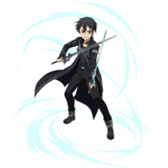 MD Black Swordman - Kirito