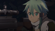 Sinon with her Ultima Ratio Hecate II