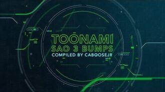Toonami - Sword Art Online Alicization Premiere Bumpers (HD 1080p)