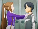 Sword Art Online Alicization Episode 08