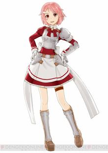 Lisbeth | Sword Art Online Games Wikia | FANDOM powered by Wikia