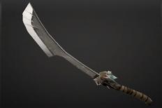 Long-Fang the Grey Blade
