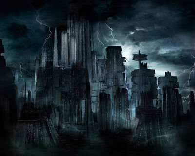 Corrupted City of Farley