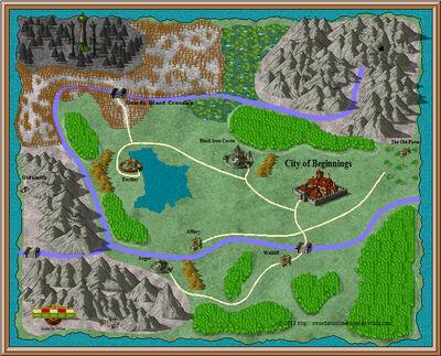 Sword Art Online Floor 1