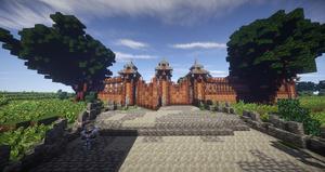 Yakuld Gate Entrance