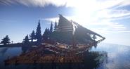 Horunka Dock and Ship