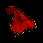 Red Fiery Scarf