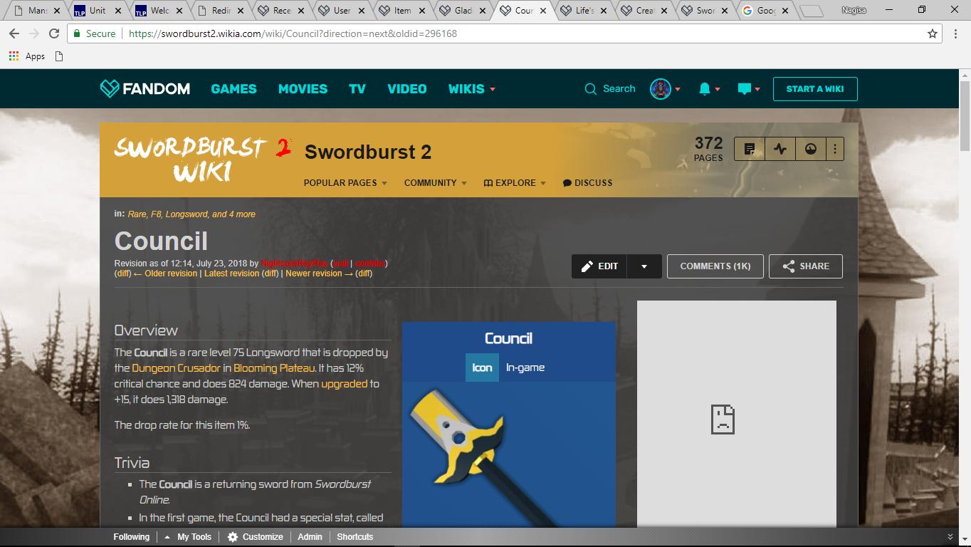 Category:Blog posts | SwordBurst 2 Wiki | FANDOM powered by