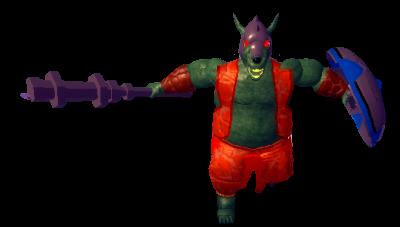 Rahjin the Thief King   SwordBurst 2 Wiki   FANDOM powered
