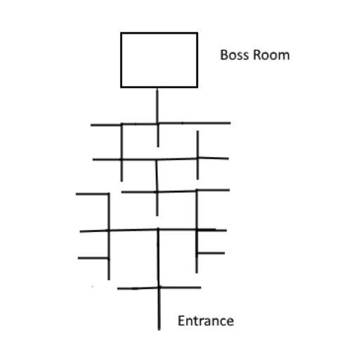 Swordburst 2 Floor 3 Dungeon Map | Home Plan