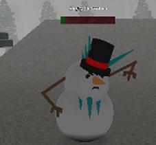 Angry Snowman Swordburst 2 Wiki Fandom Powered By Wikia