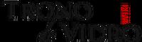 Trono de Vidro Wiki Wordmark