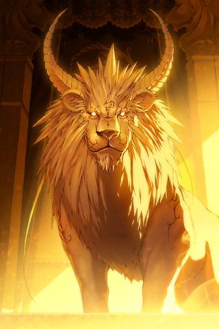 Nold, The Gold Lion
