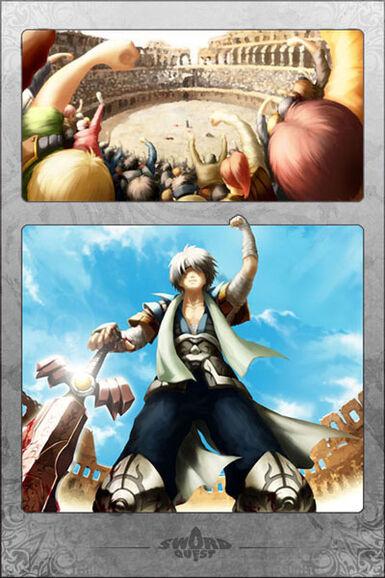 Conqueror Manga