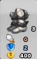 Steel Boots Icon