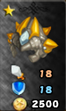 Platinum Champion Helm Arena Icon