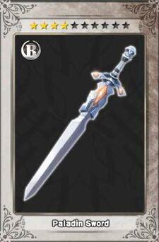 Paladin Sword New
