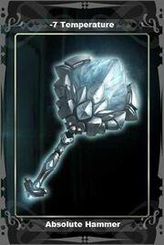 Ice hammer
