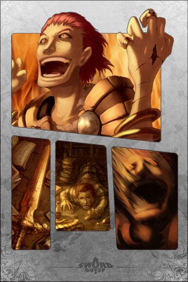 Demon Stone Infused Blade Manga