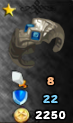 Azure Champion Belt Arena Icon